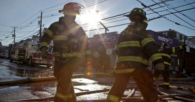 New Jersey firefighters
