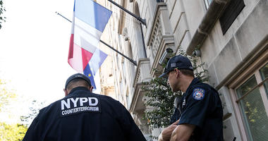 NYPD Counterterrorism