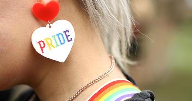 Pride earring
