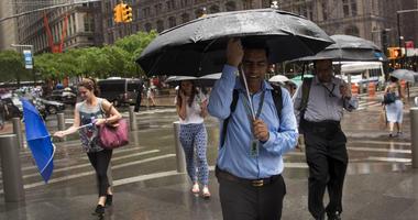 Summer Rain NYC