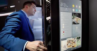 Samsung's Family Hub refrigerator
