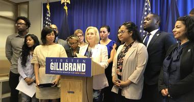 Sen. Kirsten Gillibrand On Student Loans