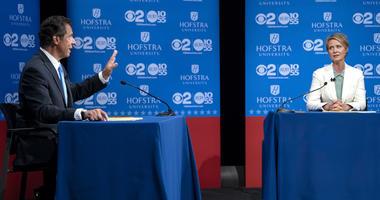 Gov. Andrew Cuomo, Cynthia Nixon