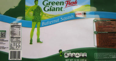 Green Giant recall