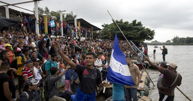 Guatemala Caravan
