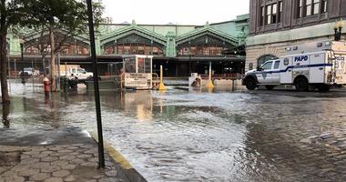 Hoboken Water Main Break