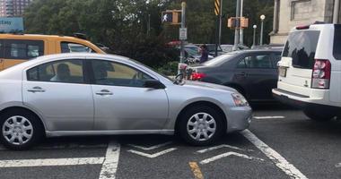 New York City Traffic, Honking