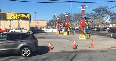 Gas Station Attendant Killed