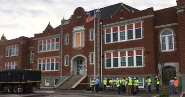 Prospect School in Hempstead Hit By Lightning