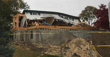 Babylon House Collapse