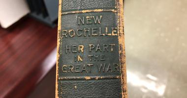 New Rochelle Historic Book