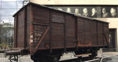 Auschwitz Exhibit