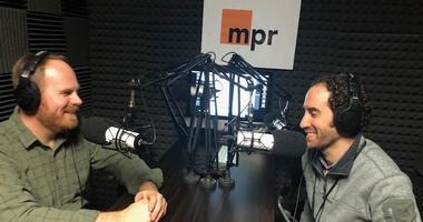 Mike Sammartano and Evan Madin