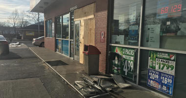 Sunoco gas station robbery