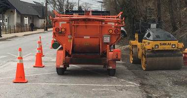 Nassau County Pothole Program