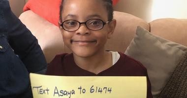 7-Year-Old Asaya Bullock