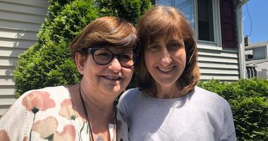Susan Gail Abrahamsen and Stacey Roberts