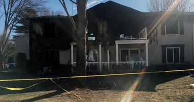 Fatal Fire In Coram