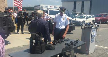 Suffolk County Active Shooter Drills