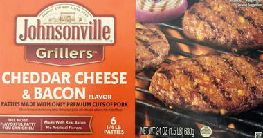 Johnsonville Pork Patty