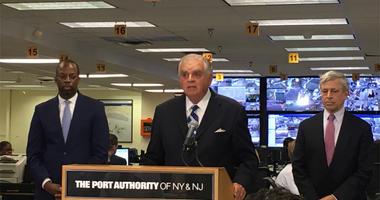 Ray LaHood At JFK Airport