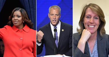 Letitia James, Sean Patrick Maloney, Zephyr Teachout: New York Attorney General Candidates