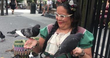 Mother Pigeon, Tina Trachtenburg