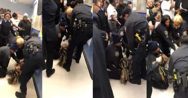 NYPD viral baby video