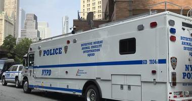 NYPD Animal Cruelty Investigation Squad Vehicle