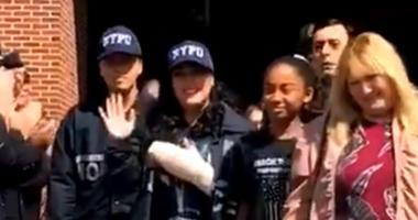 NYPD Officer Vanesa Medina
