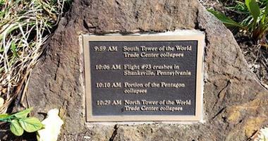 Theft of 9/11 Memorial Plaques