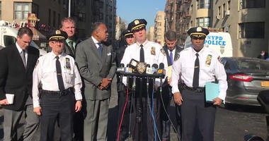 Bronx Police Involved Shooting