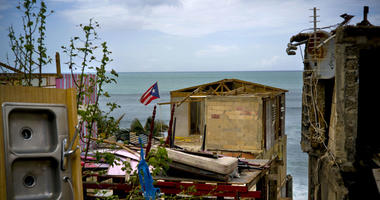 Puerto Rico Hurricane Damage