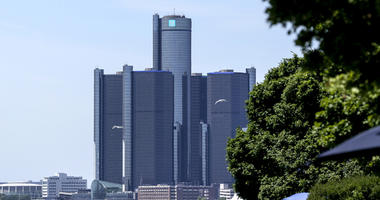 Renaissance Center, GM Headquarters, Detroit