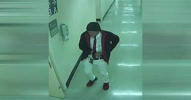 Sex attack suspect