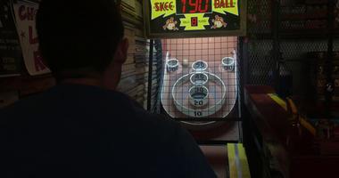 Skee-ball in Brooklyn