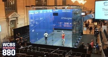 Grand Central Station Squash Tournament