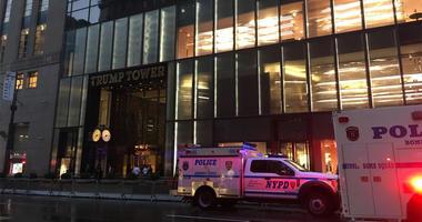 Trump Tower Suspicious Items