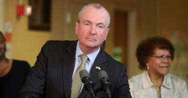 New Jersey Governor Phil Murphy