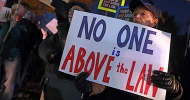 Mueller protest
