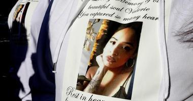 Valerie Reyes funeral