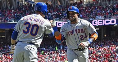 New York Mets at Washington Nationals