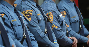 New Jersey State Police troopers