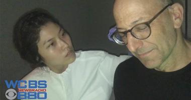 Chia Lynn Kwa And Mike Sugerman At WhisperLodge