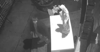 Brooklyn church vandalized