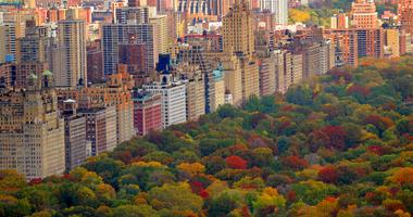 Central Park West Avenue apartments