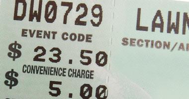 Ticket Stub file