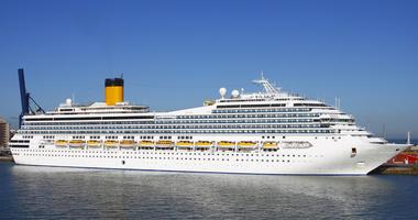 Cruise ship air quality