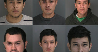 Suffolk DA Says Six Alleged MS-13 Members Conspired To