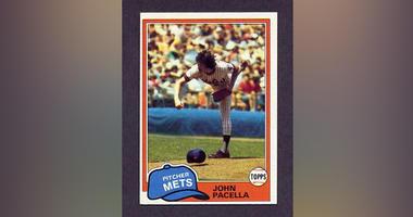 John Pacella's card